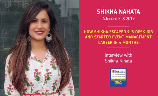 How Shikha Escaped 9-5 Desk Job & Started her Event Management Career in 4 Months
