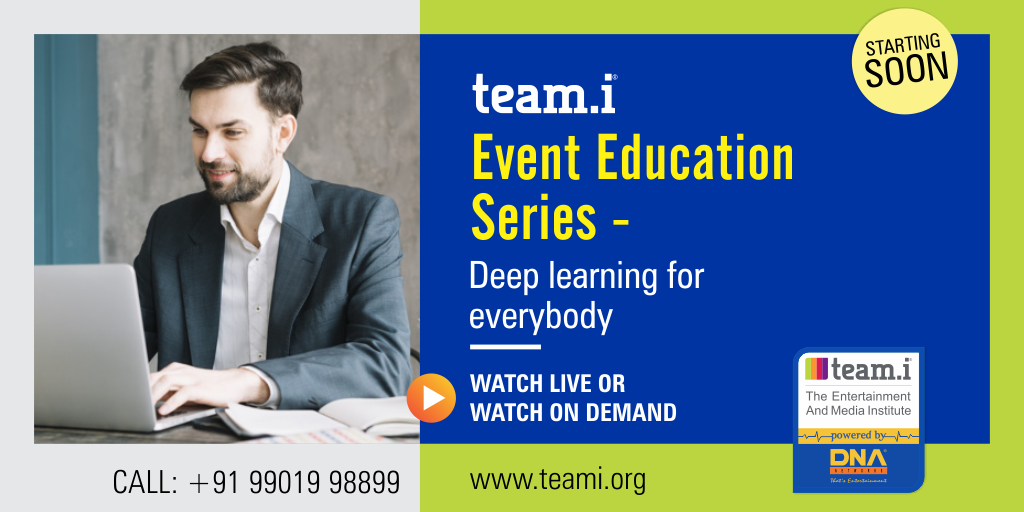 STARTING SOON: team.i Event Education Series