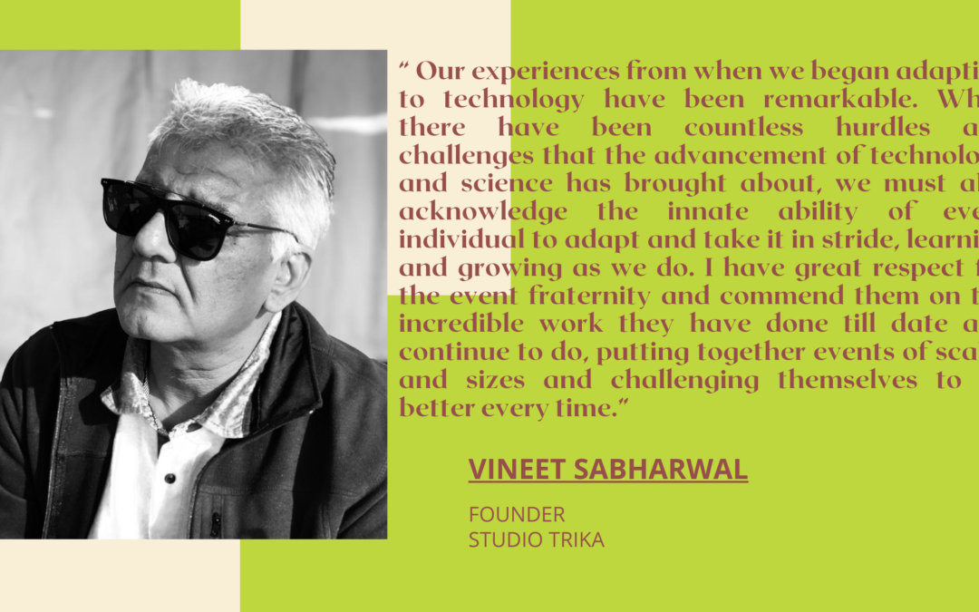 An Interview with Vineet Sabharwal From 'Studio Trika'