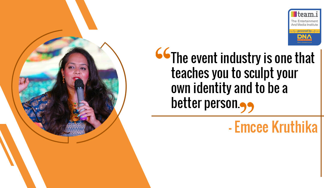 An Interview with Emcee Kruthika