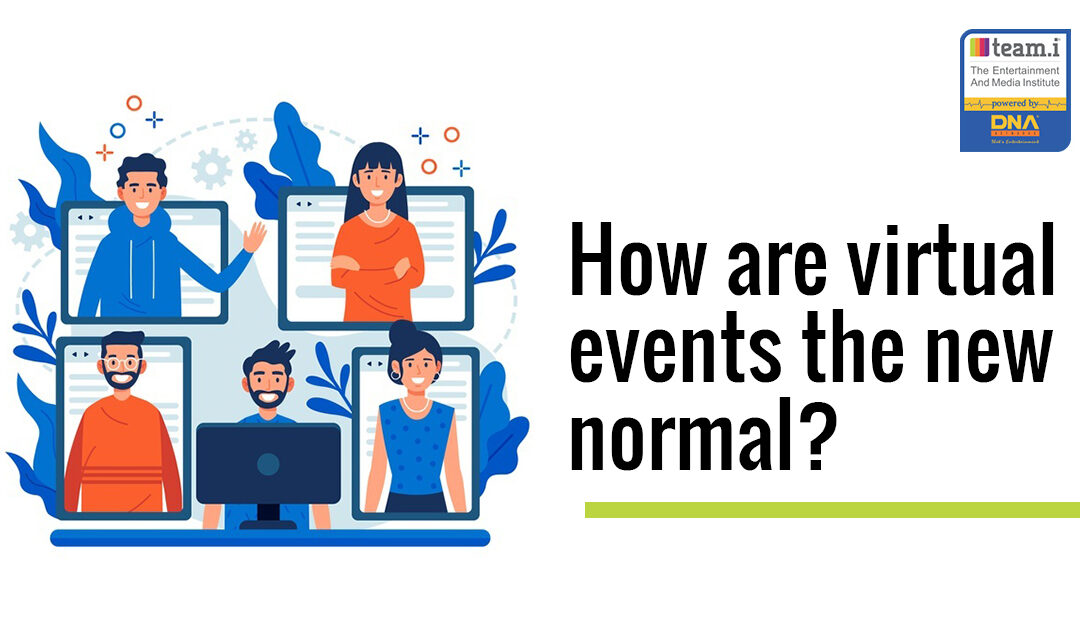 How are virtual events the new normal?