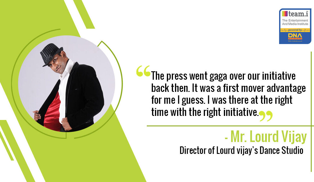 Interview with Mr. Lourd Vijay
